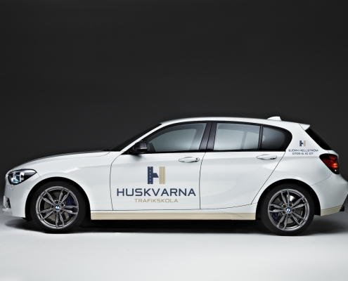 Huskvarna Trafikskola BMW